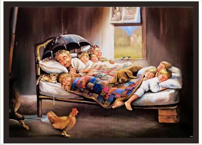 70cm x 100cm mutlulugun resmi poster tablo 23895 1 1552572076